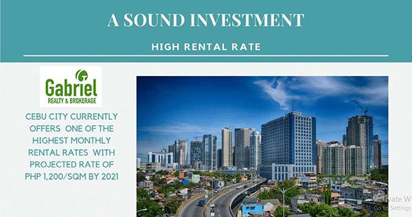 high rental rate of condominium investment