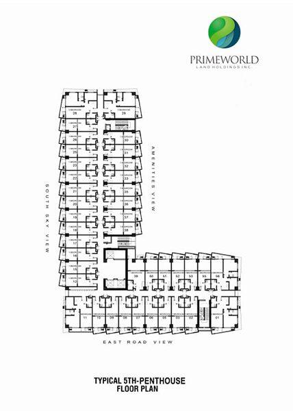 primeworld district building floor plan