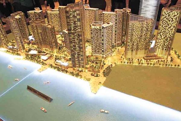 biggest waterfront project in cebu