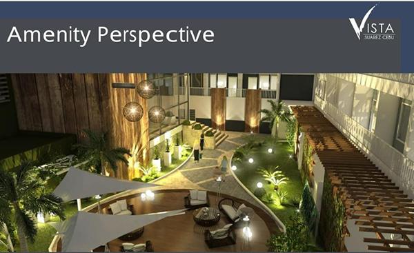 amenities in suarez residences cebu