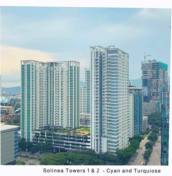 solinea condominium in ayala cebu