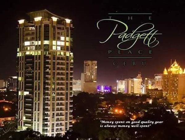 the padgett place cebu, a ready for occupancy condominium for sale in cebu