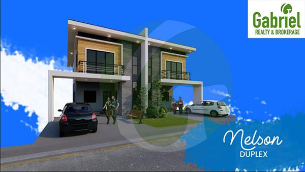 nelson duplex house model