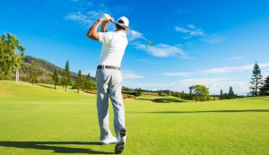 golf playing rights