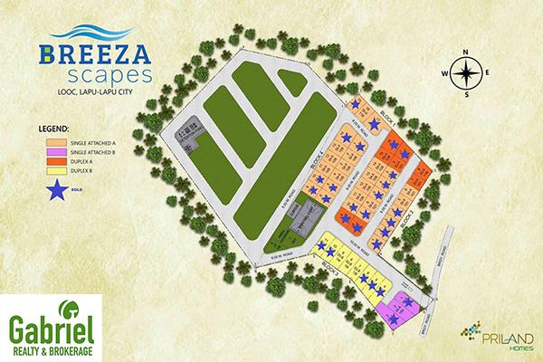 breeza scapes availability