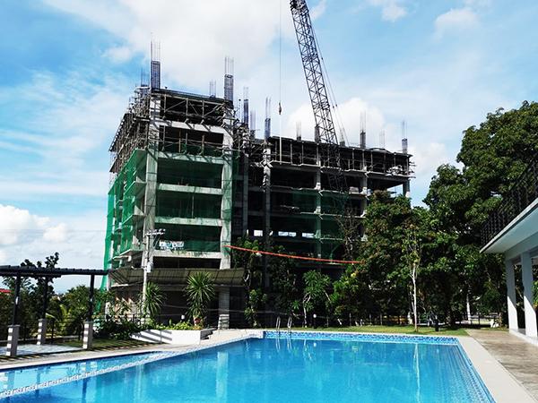 one tectona construction development