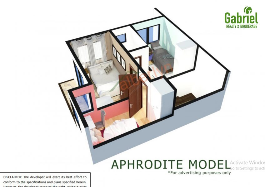 aphrodite model second floor plan