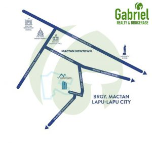 vicinity map