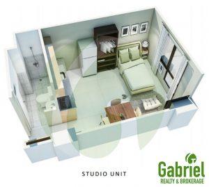Studio Unit at Mactan Plains Residences