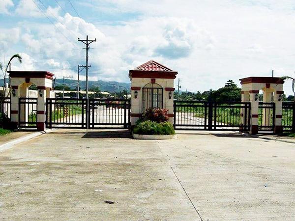 san ricardo talisay subdivision gate