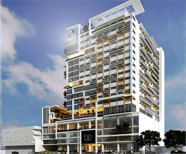 be residences lahug, a resort condominium in Cebu IT Park