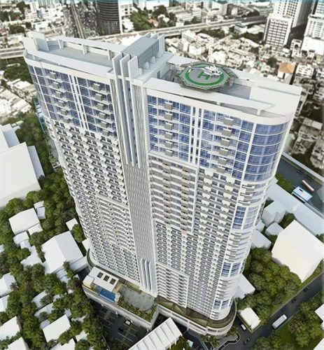 J Tower Residences, a pre-selling condominium for sale in Mandaue
