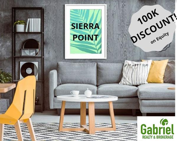 sierra point promo