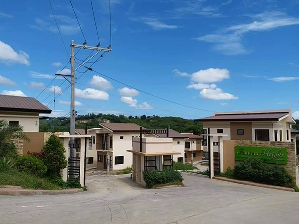 fontana heights mandaue, ready for occupancy houses for sale