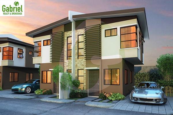 duplex house for sale in cebu - fontana heights