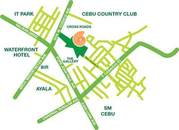 location which is very near Cebu country club