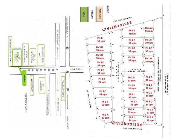 rosepike pooc site development plan