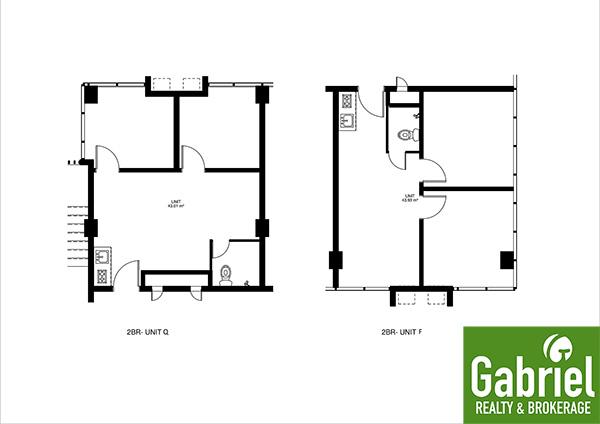 bloq residences sikatuna 2 bedroom floor plan