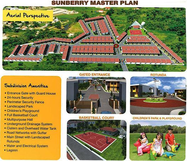 sunberry master plan