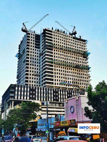 construction update of cebu exchange project