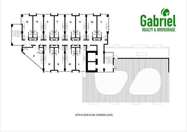 building floor plan loft units