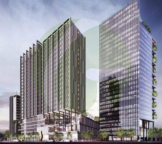 arc towers cebu, an affordable condominium project