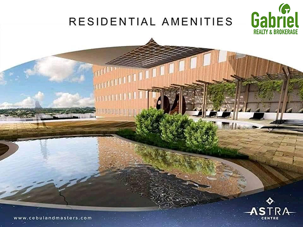 residential amenities in the condominium project