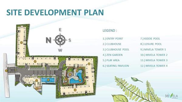 development plan of the condominium project