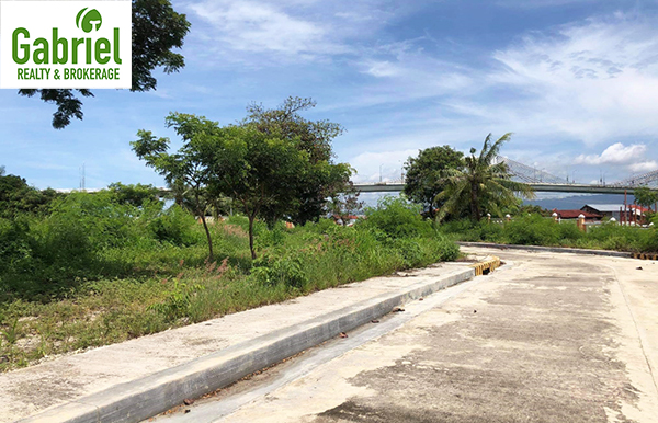 fully developed subdivision near mactan airport
