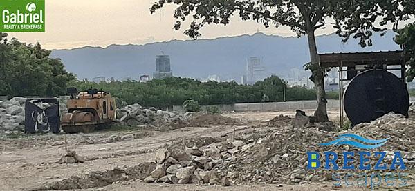 breeza scapes construction update