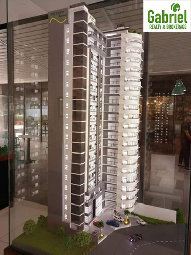 The Curve Residences, the newest condominium for sale in Cebu
