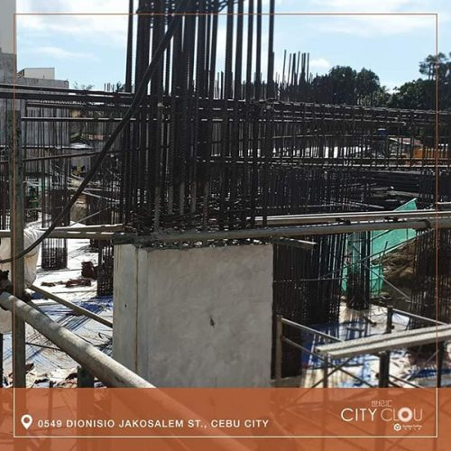the materials used in the condo project