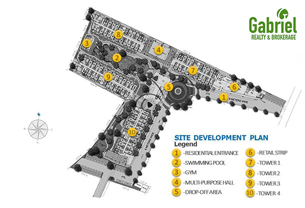 project site development plan
