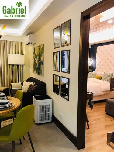 fully furnished 1-bedroom condominium near schools in cebu