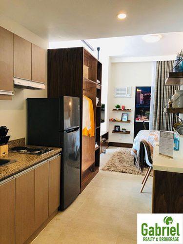 the furniture and fixture in a condominium unit