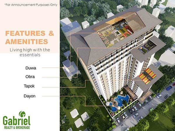 balai residences, condominium in Be Resort Mactan