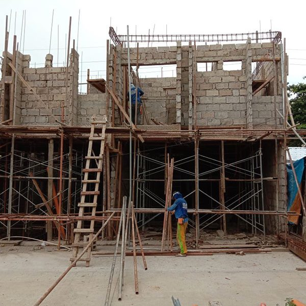 turn berry homes construction update