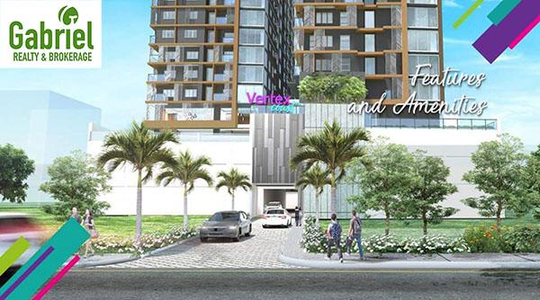 features and amenities in Vertex Coast Mactan