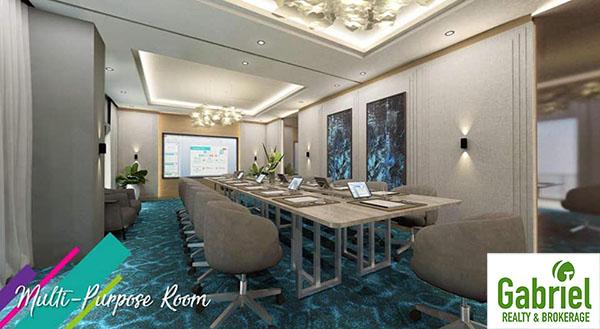 multi purpose room of vertex coast mactan