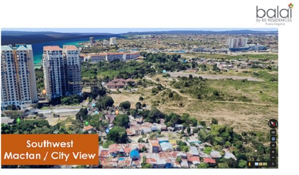 city view of balai condominium