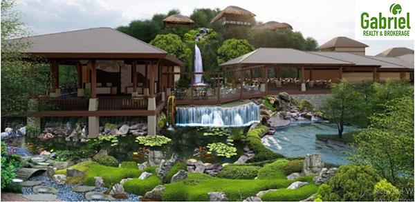 shizuka mountain resort villas compostela