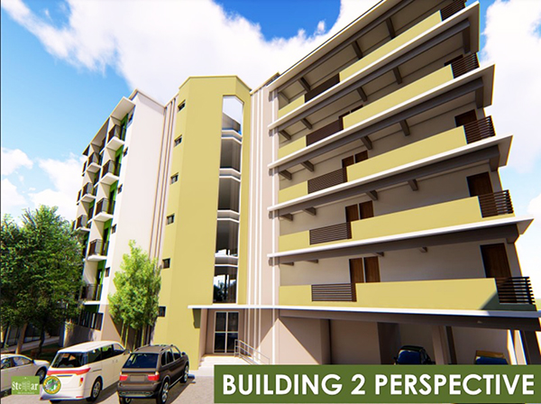 building 2 perspective of stellar residences mactan