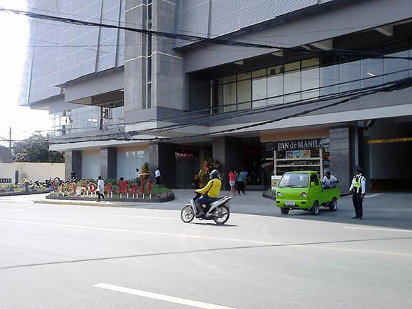 actual picture of city soho condominium in cebu city