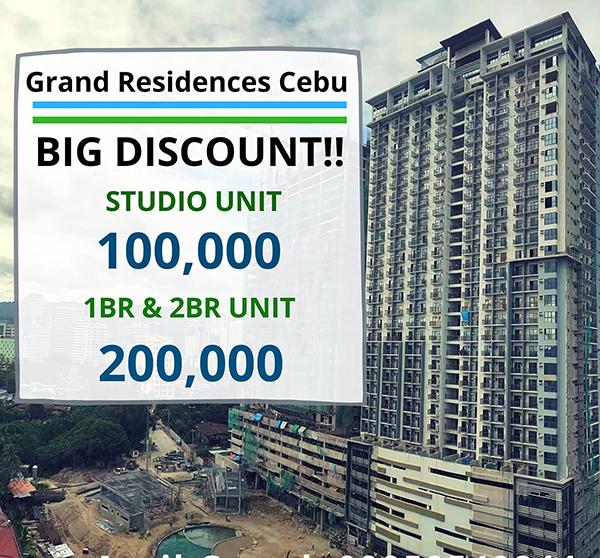 Condominium with big discounts