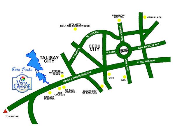 location of vista grande cebu