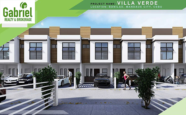 townhouses for sale in mandaue city, cebu