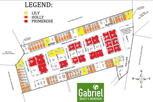 elkwood homes talisay subdivision map