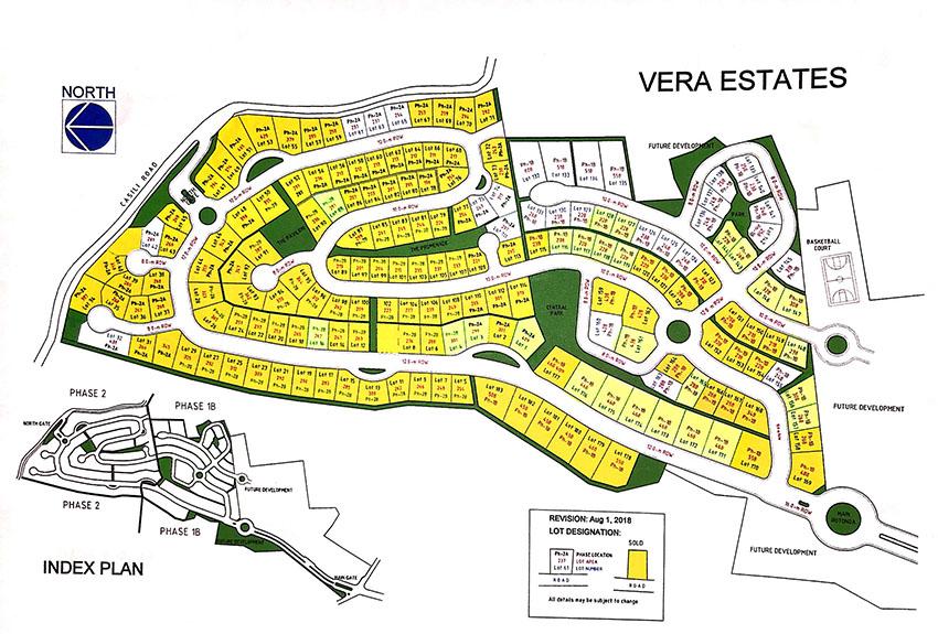 inventory of vera estate mandaue