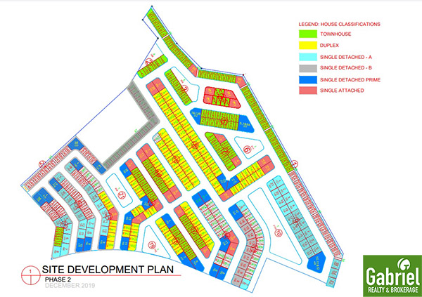 minglanilla highlands site development plan