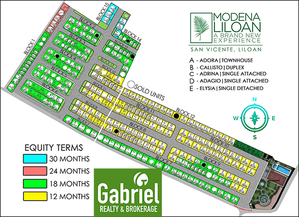 modena liloan available units